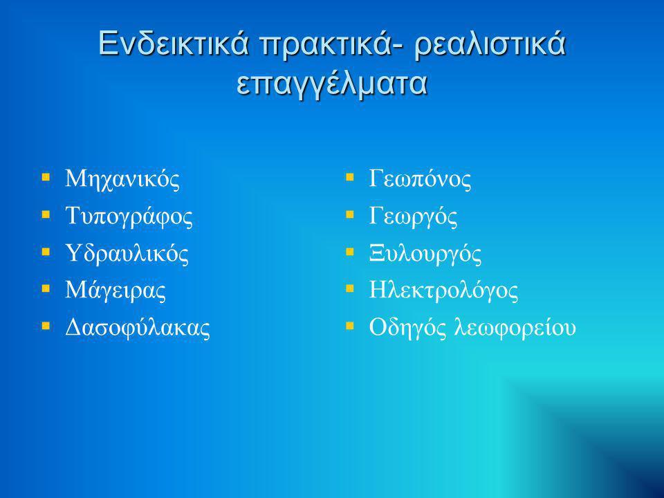 Χαρακτηριστικά Κοινωνικού Τύπου Τα ενδιαφέροντα του Τα ενδιαφέροντα του   Να εργάζεται μαζί με άλλους.