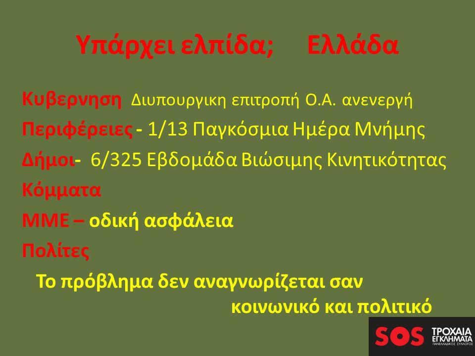 Υπάρχει ελπίδα; Ελλάδα Κυβερνηση Διυπουργικη επιτροπή Ο.Α.