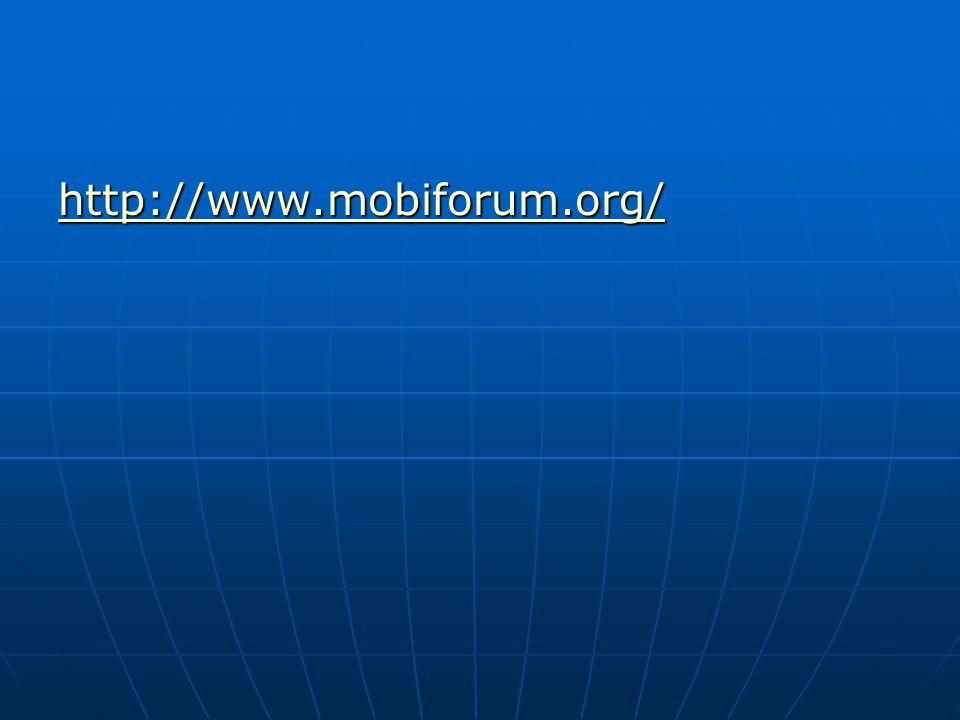http://www.mobiforum.org/