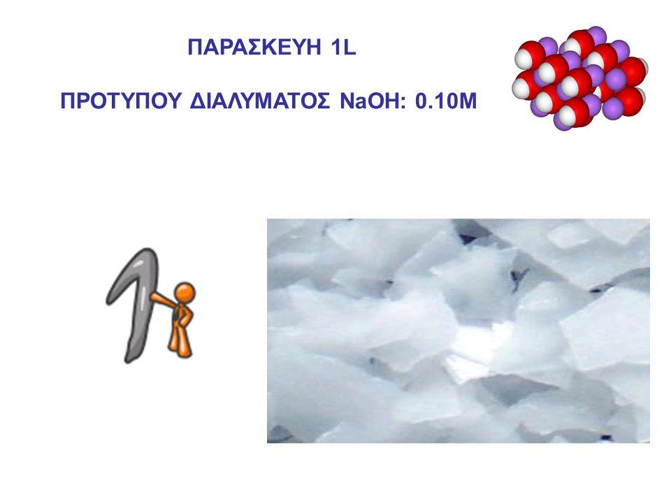 Τα μεταλλικά Υδροξείδια είναι ιοντικές ενώσεις και είναι Ισχυρές Βάσεις + NaOH =Na + + :OH - + H2OH2O (aq) Na + (aq) + :OH - (aq) H2OH2O Η ΙΣΧΥΡΟΤΕΡΗ