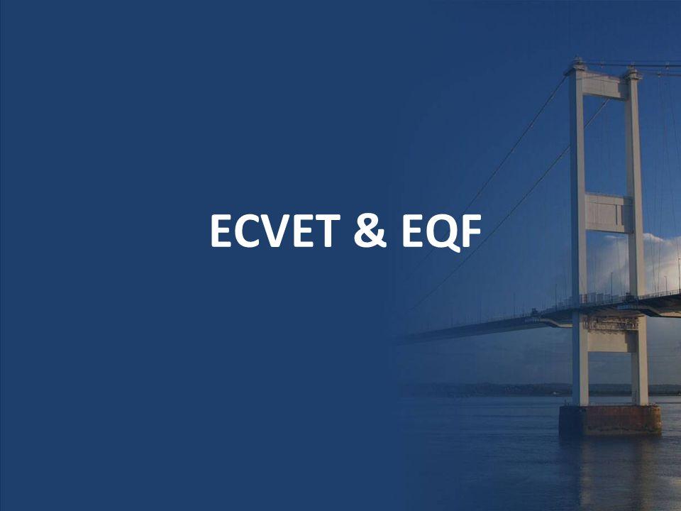 ECVET & EQF