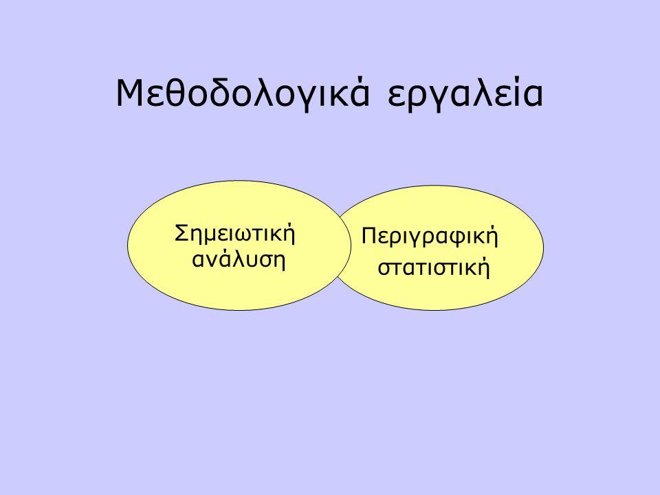 1.Τεχνική και υλική τεκμηρίωση της διαφήμισης ως σημείου Ο πίνακας περιλαμβάνει 18 πεδία: Α.