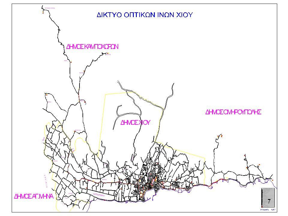 8 Το Σήμερα (2003 – 2006)  Δημόσιοι Φορείς  ΔΗΜΟΣ ΟΜΗΡΟΥΠΟΛΗΣ  Σύζευξις  Πιλοτικό ασύρματο δίκτυο (Πρόσκληση 84)  Ασύρματο Ηλεκτρονικό Σύστημα Δασοπροστασίας (Πρόσκληση 87)  MAN Δ.