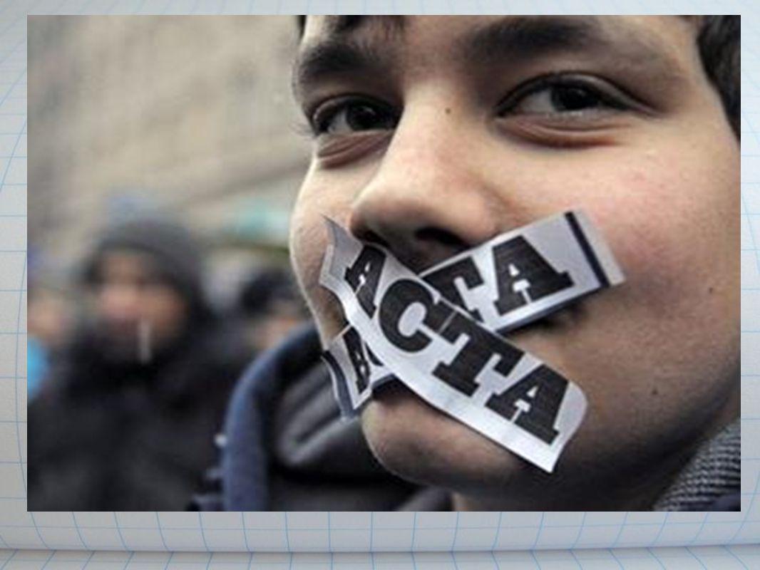 Η ACTA χρειάζεται γιατί προστατεύει Ευρωπαϊκές θέσεις εργασίας.