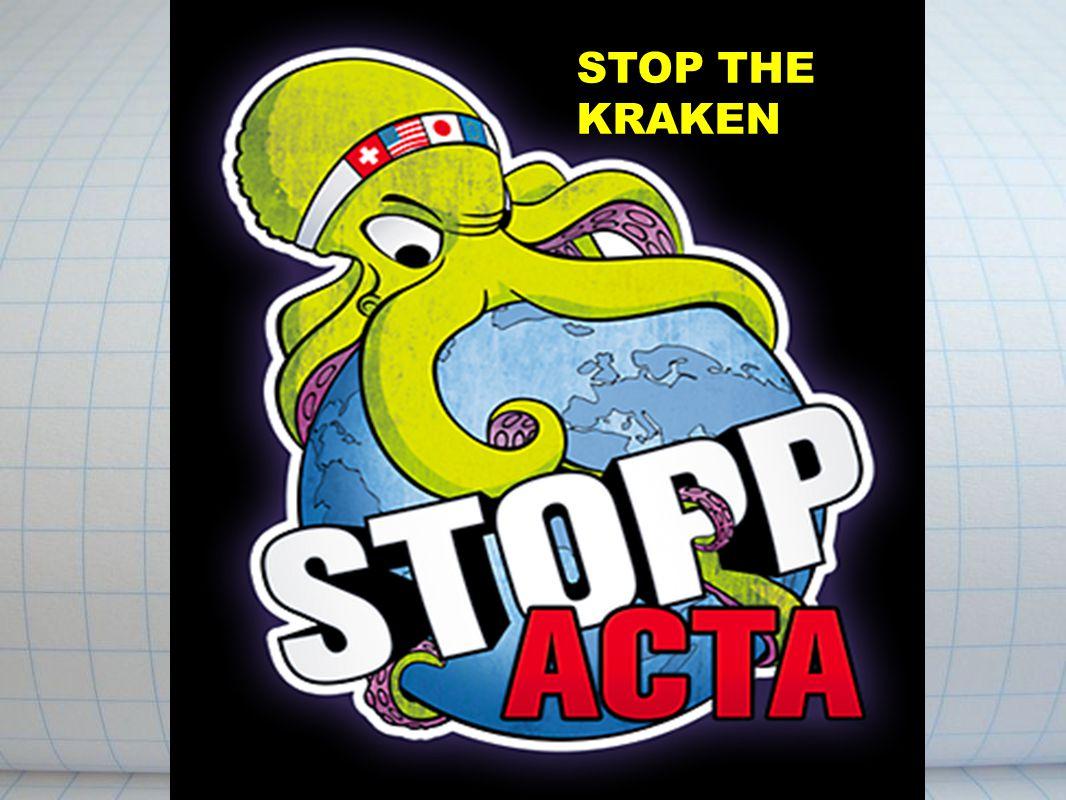 STOP THE KRAKEN