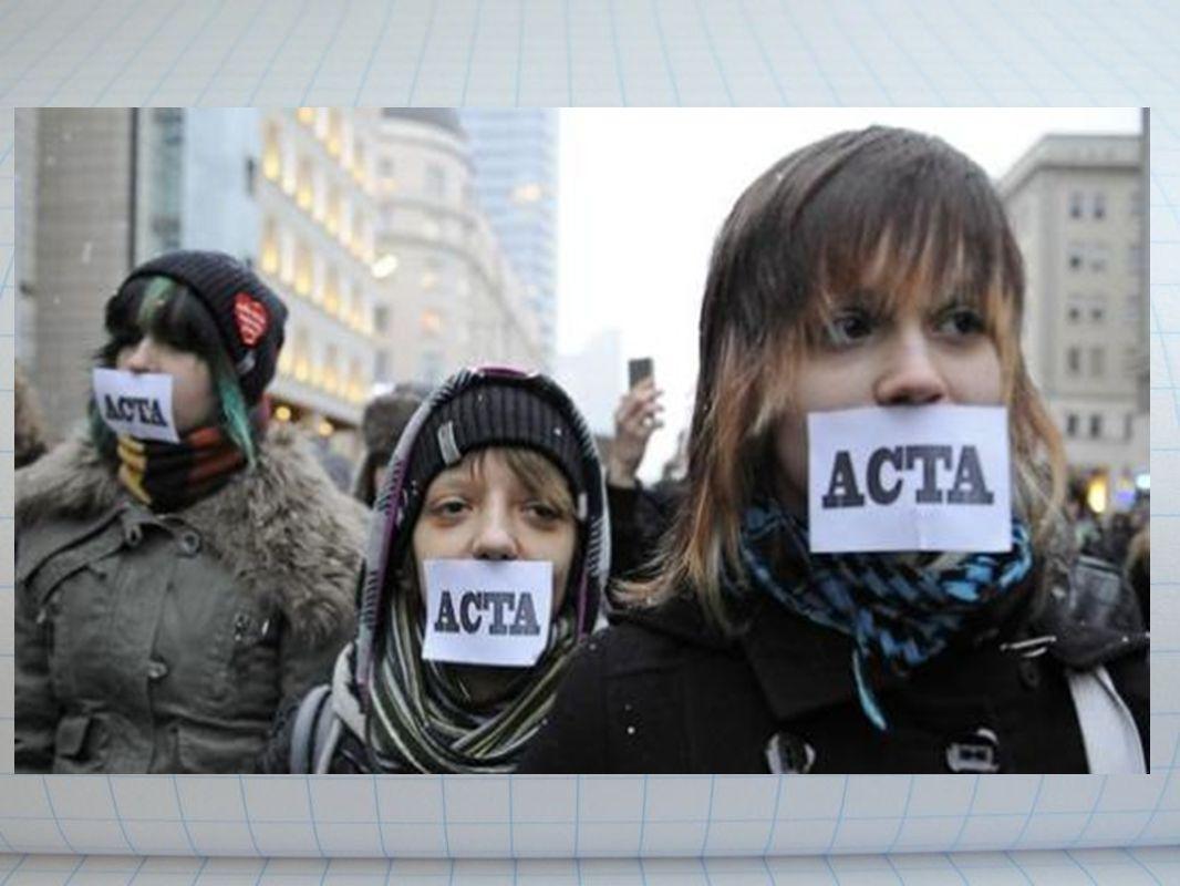 Ολα αυτά σε αντίθεση με την θέληση του Ευρωκοινοβουλίου το οποίο στην πρότασή του για το IPRED 2 το 2007 διατύπωσε πως δεν πρέπει να ποινικοποιηθούν πράξεις μεμονωμένων ιδιωτών, για προσωπικούς και μη κερδοσκοπικούς λόγους H ACTA αφορά μεγάλες & οργανωμένες παραβιάσεις