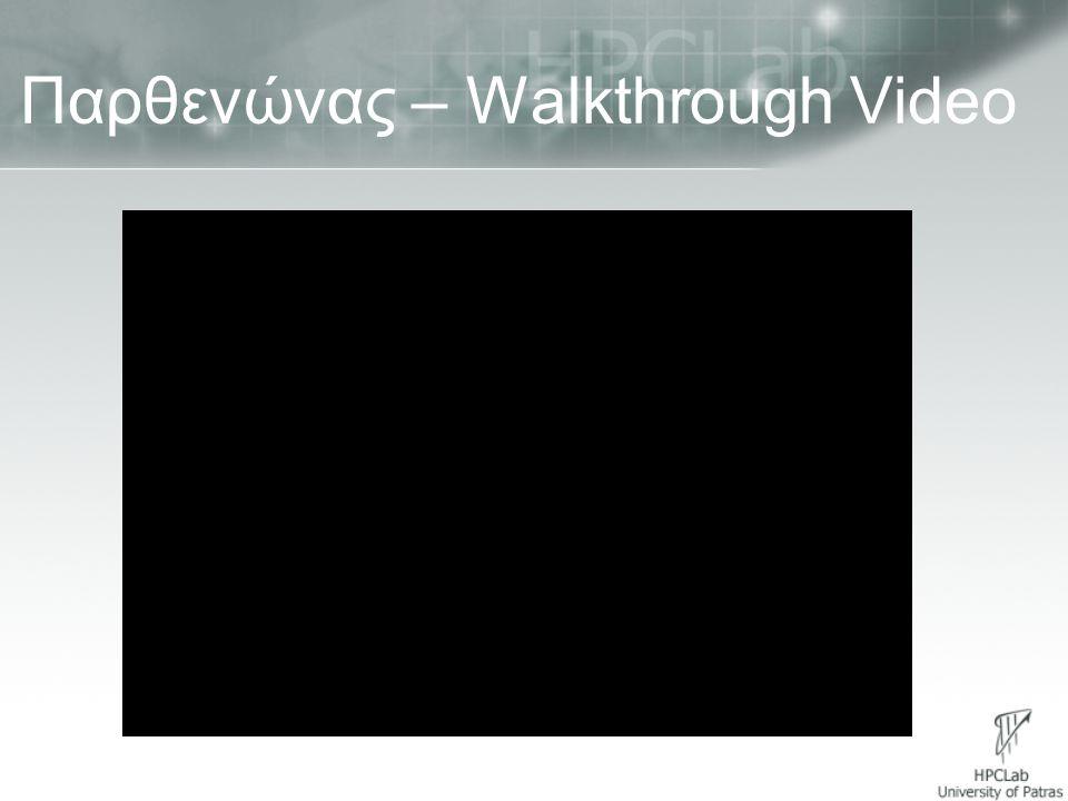 Παρθενώνας – Walkthrough Video