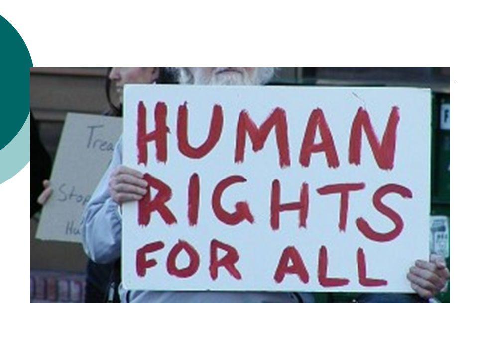 ΑΝΘΡΩΠΙΝΑ ΔΙΚΑΙΩΜΑΤΑ  Όλοι οι άνθρωποι γεννιούνται ελεύθεροι και ίσοι στην αξιοπρέπεια και τα δικαιώματα. Είναι προικισμένοι με λογική και συνείδηση,