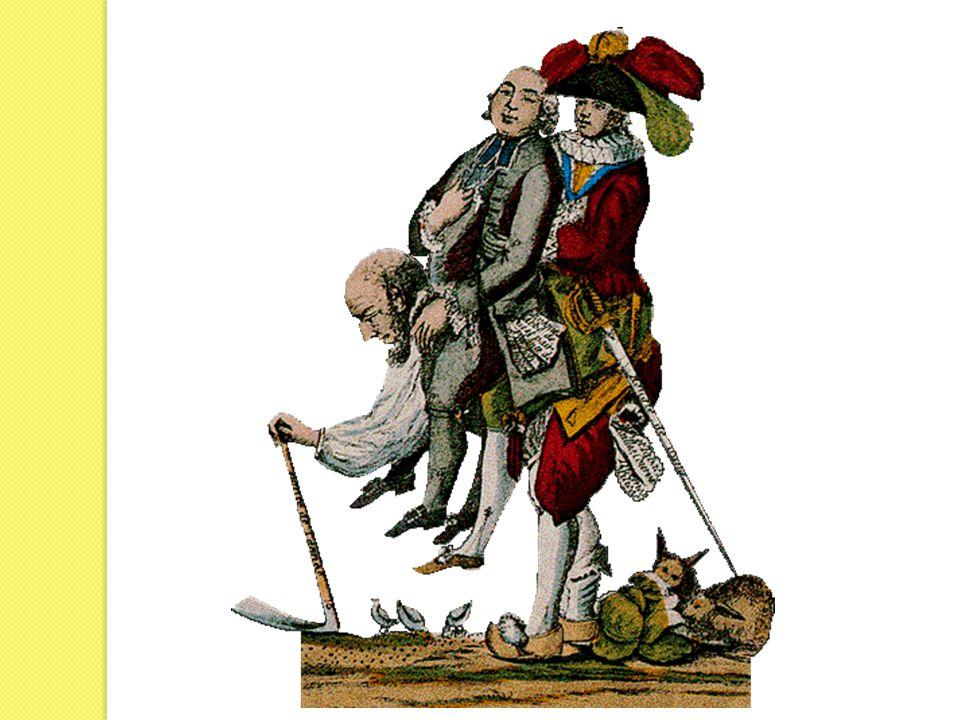 Πώς επηρέασε η γαλλική επανάσταση τους άλλους λαούς ; Η Ευρώ π η δεν καταλαβαίνει ότι μ π ορεί να ζήσει χωρίς βασιλιάδες, χωρίς ευγενείς.