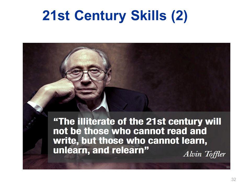 21st Century Skills (2) 32