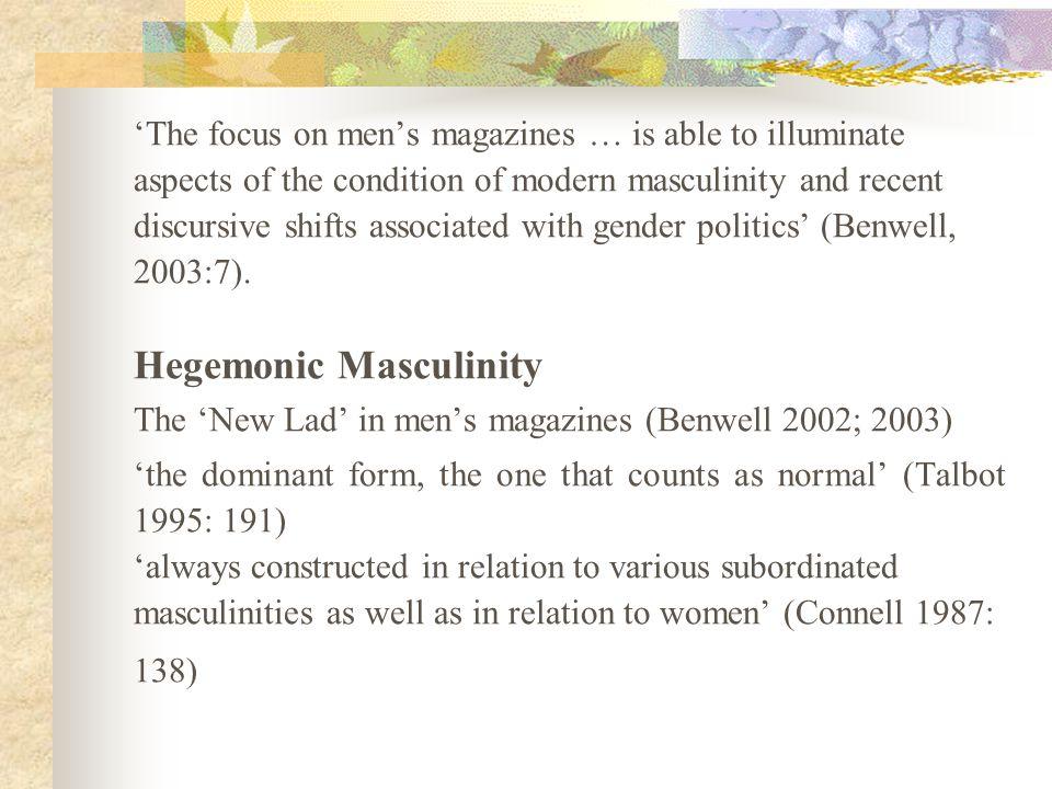 The 'Male Sexual Drive' subdiscourse (Hollway 1984, 1989) βλέπουν με τα σαγόνια κάτω την Αντζελίνα Τζολί (p.