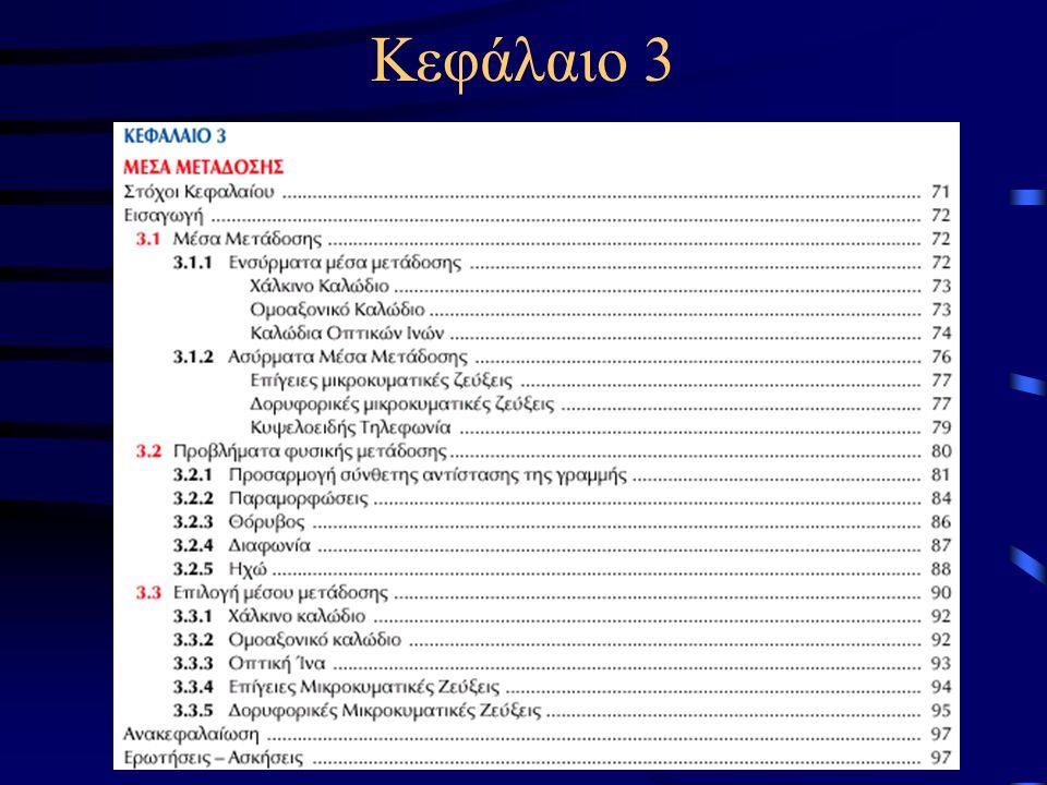 Δορυφορικές μικροκυματικές ζεύξεις •Ανοδικές (uplink) –Για αποστολή σημάτων από επίγειους σταθμούς • & καθοδικές (downlink) –Για broadcast (π.χ.