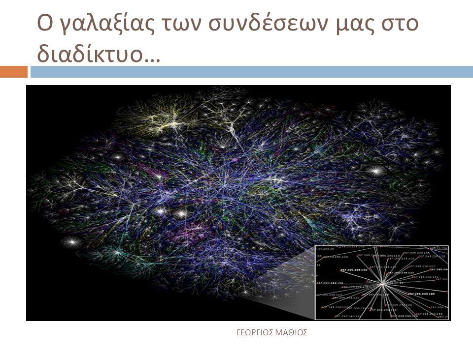 Μερικές εικόνες του διαδικτύου … ΓΕΩΡΓΙΟΣ ΜΑΘΙΟΣ