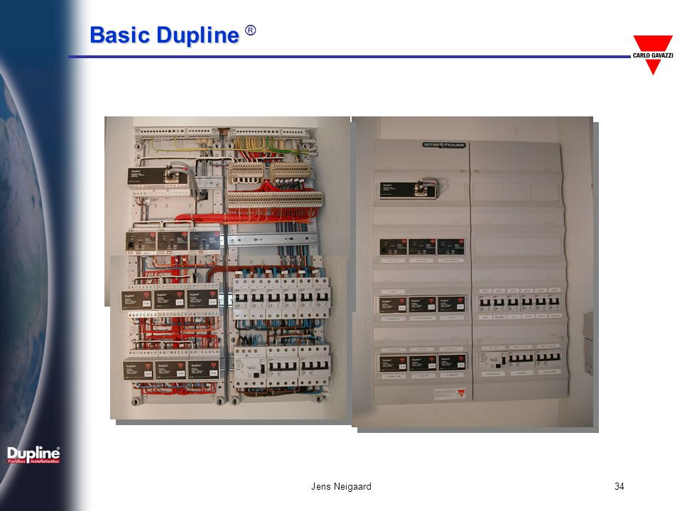 Basic Dupline Basic Dupline ® Jens Neigaard35