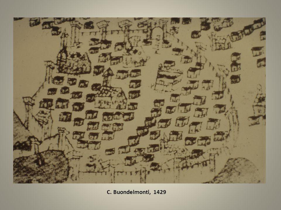 C. Buondelmonti, 1429
