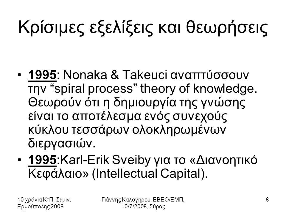 10 χρόνια ΚτΠ, Σεμιν.Ερμούπολης 2008 Γιάννης Καλογήρου, ΕΒΕΟ/ΕΜΠ, 10/7/2008, Σύρος 39 6.