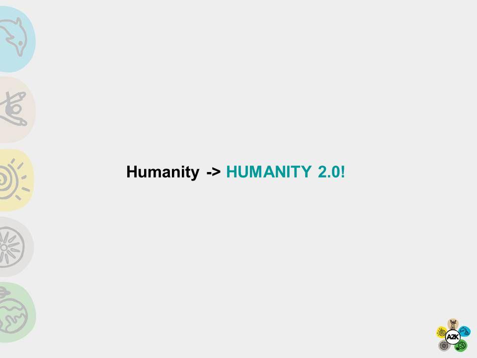 HUMANITY 2.0.– Generation ALPHA •Μία νέα παγκόσμια γενιά γεννιέται στον πλανήτη.