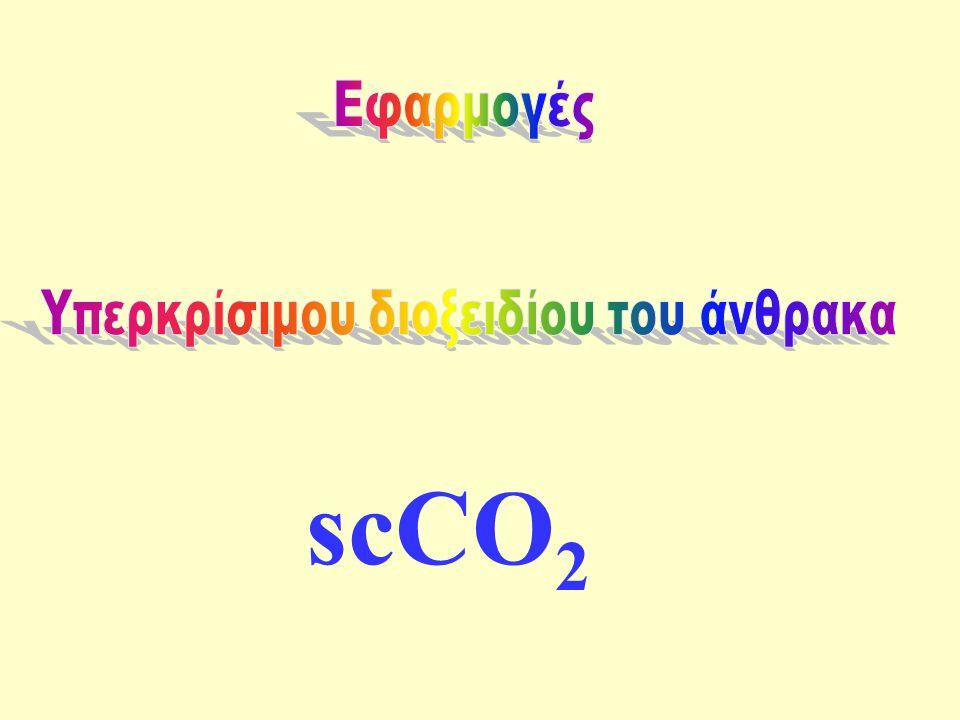 scCO 2