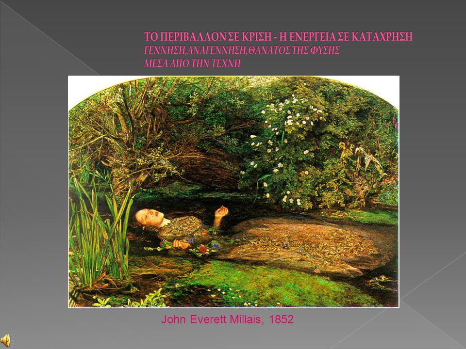 John Everett Millais, 1852