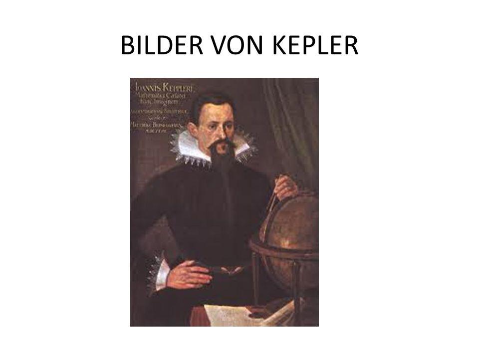BILDER VON KEPLER