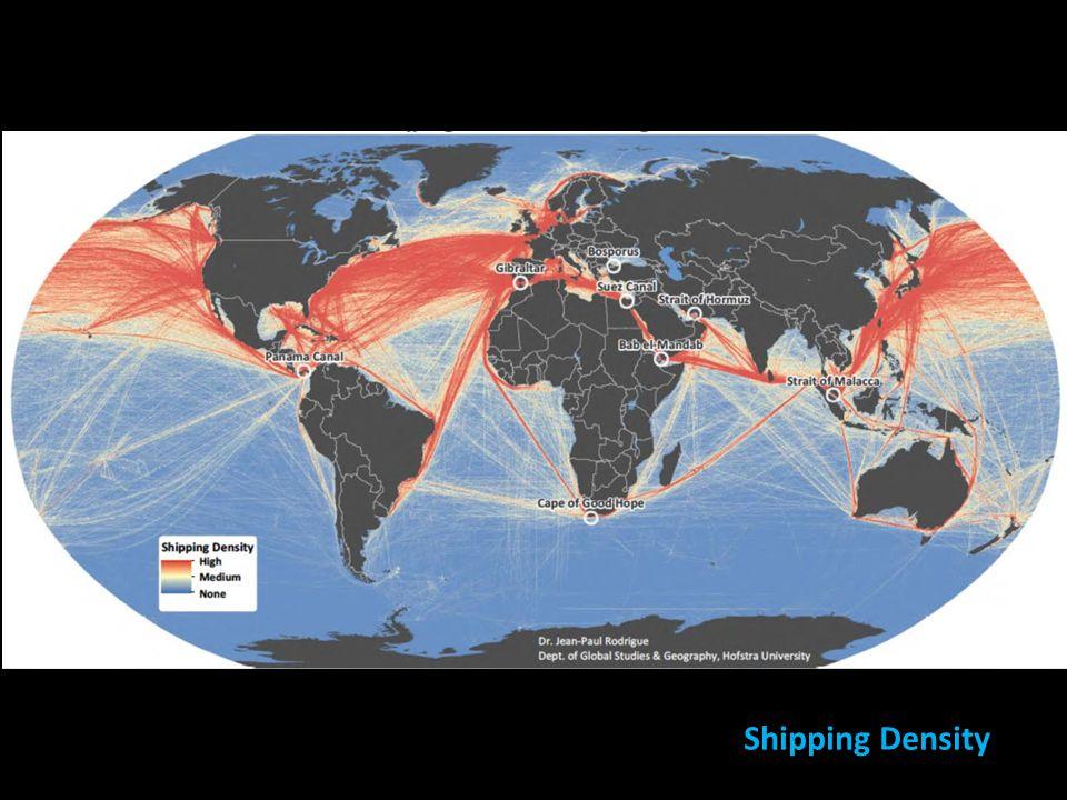 Shipping Density