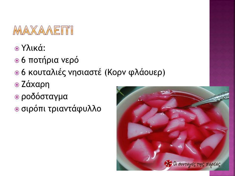  Υλικά:  Ζύμη  640 γρ.αλεύρι για όλες τις χρήσεις  λίγο αλάτι  157 γρ.