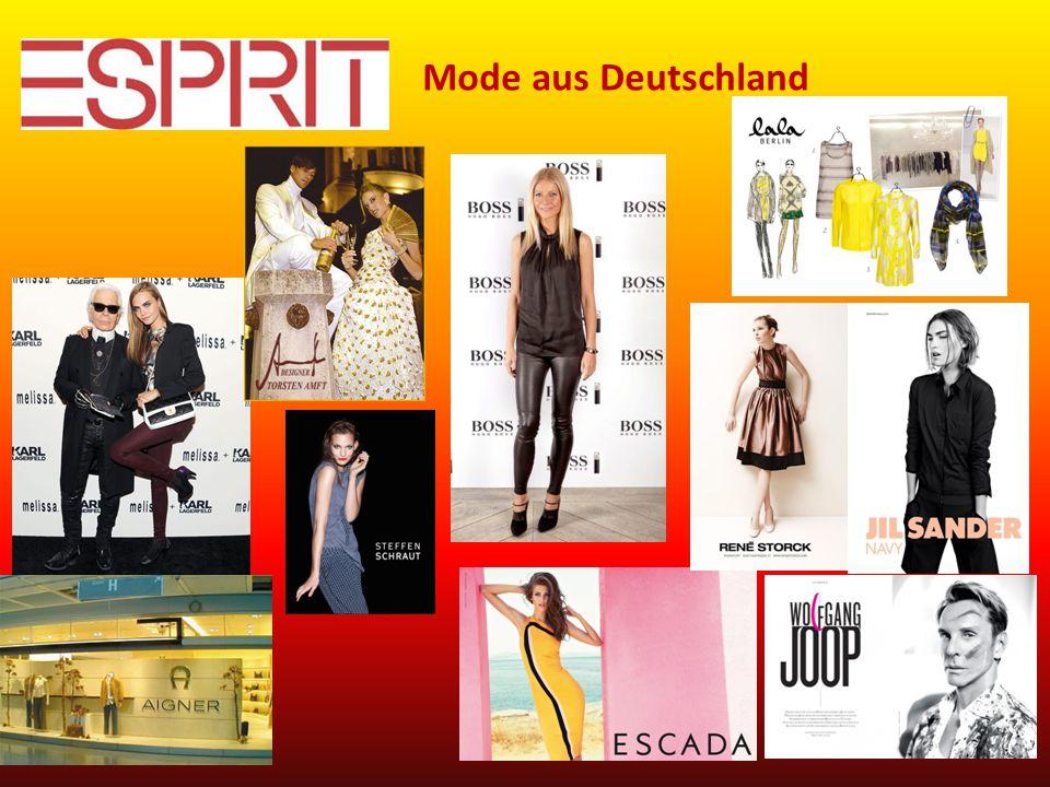 Mode aus Deutschland
