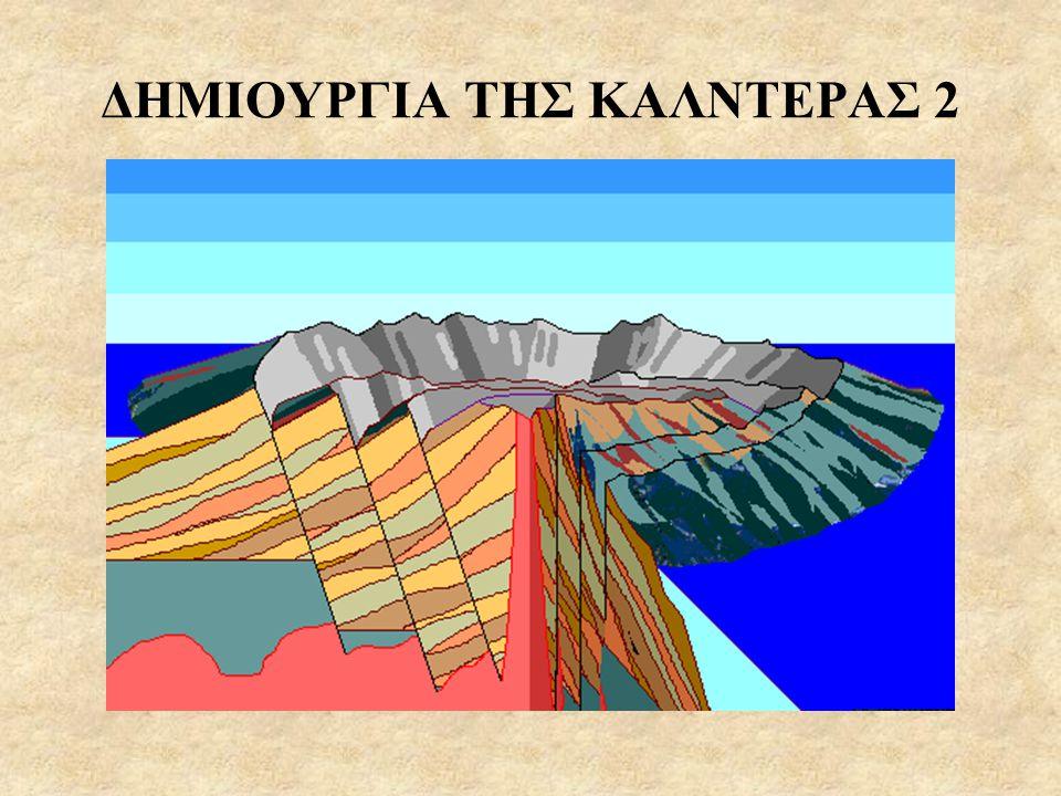 ΔΗΜΙΟΥΡΓΙΑ ΤΗΣ ΚΑΛΝΤΕΡΑΣ 2
