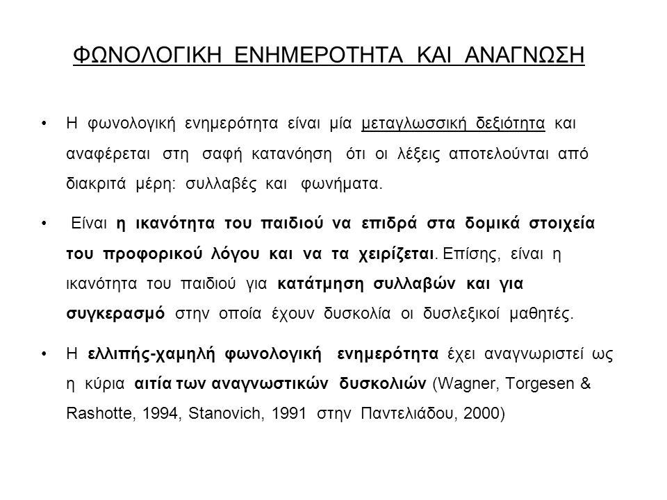 ΔΙΔΑΚΤΙΚΟΙ ΣΤΟΧΟΙ 6.