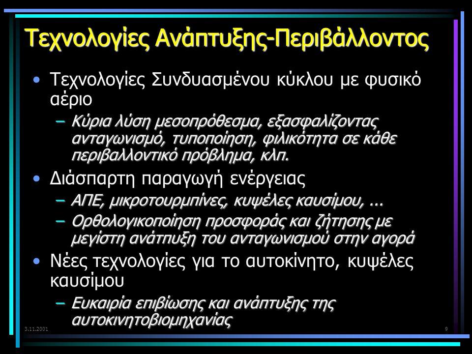 Όχι δίλημμα ανάπτυξη ή περιβάλλον αλλά είναι δυνατή ενδογενής και βιώσιμη ανάπτυξη Αυτή είναι και η πολιτική ΡΑΕ και ΥΠΑΝ ΡΑΕ : www.rae.gr