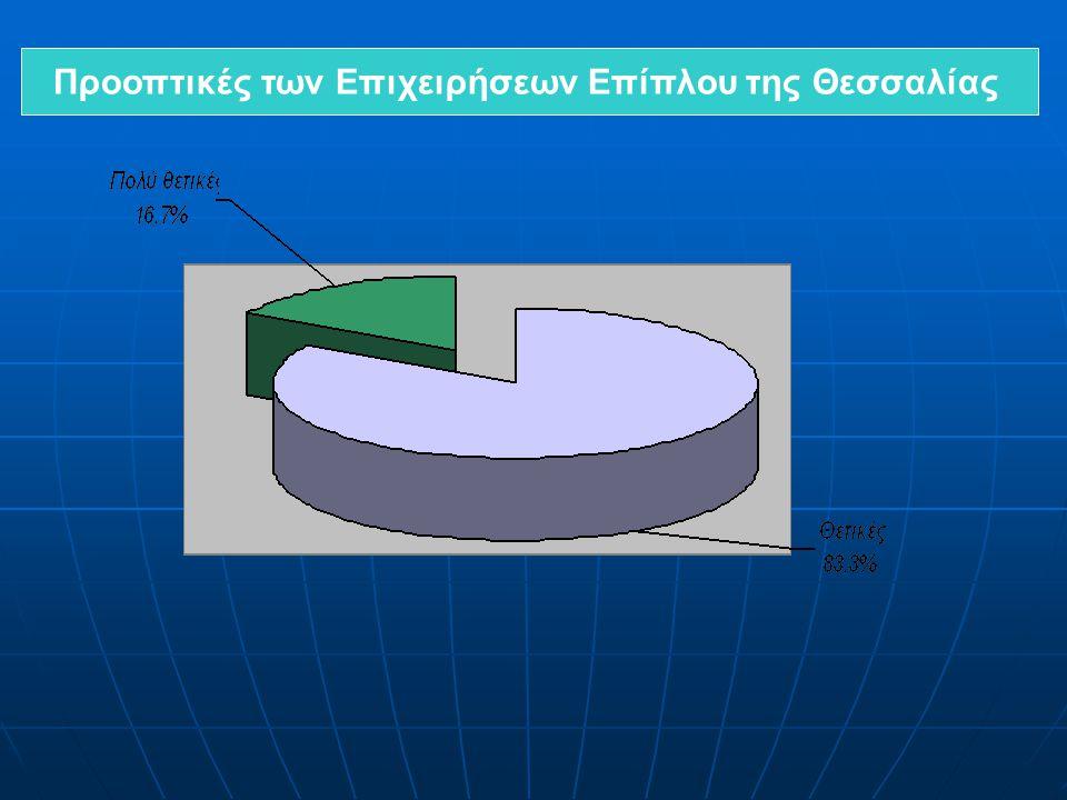 Προοπτικές των Επιχειρήσεων Επίπλου της Θεσσαλίας