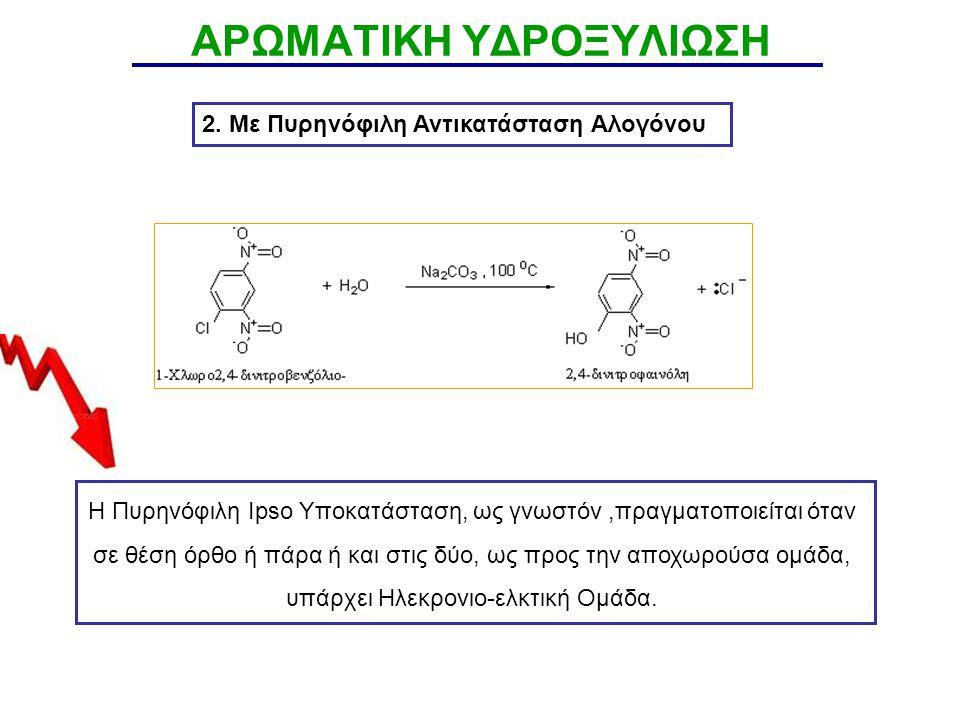 ΕΙΣΑΓΩΓΗ ΦΟΡΜΥΛ-ΟΜΑΔΑΣ Η εισαγωγή της φορμυλομάδας ή αλδεϋδομάδας ( -CHO ) στον αρωματικό δακτύλιο παράγει αρωματικές αλδεϋδες.