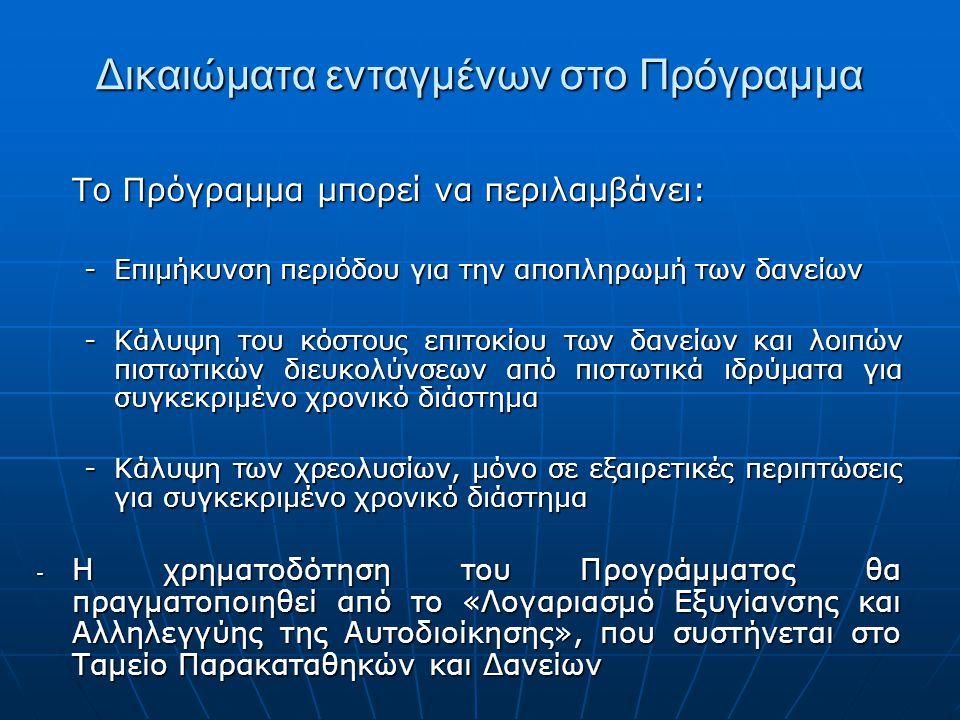 ΑΠΟΤΥΠΩΣΗ ΟΙΚΟΝΟΜΙΚΗΣ ΚΑΤΑΣΤΑΣΗΣ ΔΗΜΩΝ (Απογραφή έναρξης 1/1/2011)