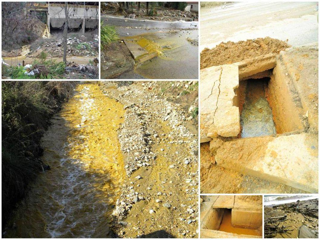 Αστοχία φράγματος, Ουγγαρία - Οκτώβριος 2010 1.000.000 κυβικά μέτρα τοξικής λάσπης