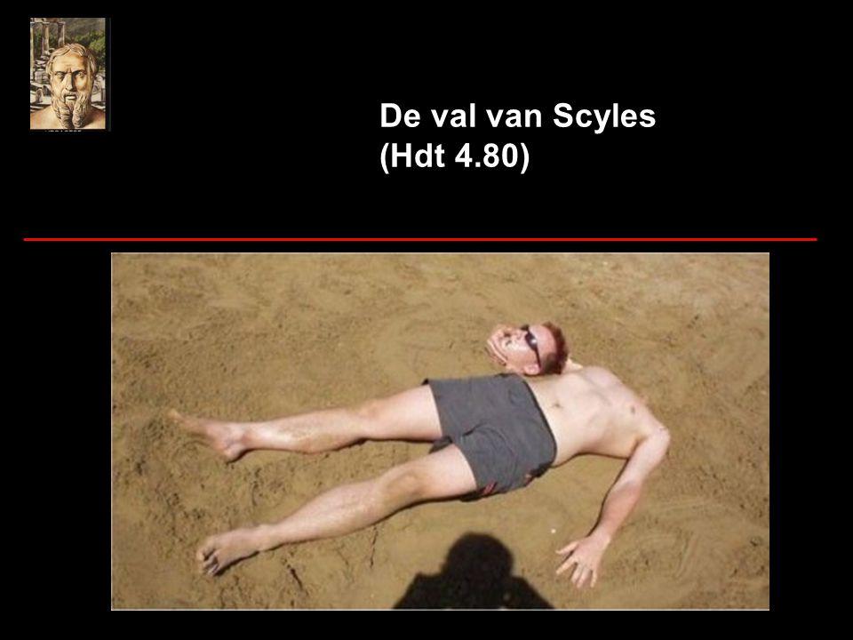 De val van Scyles (Hdt 4.80)