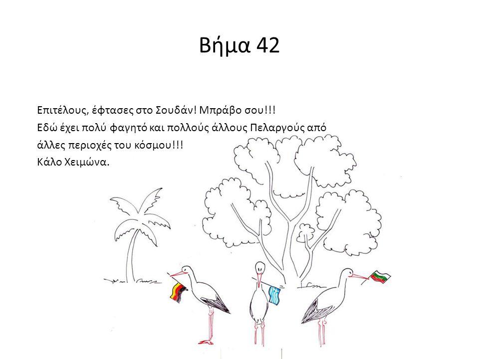 Όποιος θέλει να συνεχίσει τα ταξίδια του παρέα με τα πουλιά, μπορεί να επισκεφτεί την ιστοσελίδα της LPO και να παίξει με την Κλάρα.