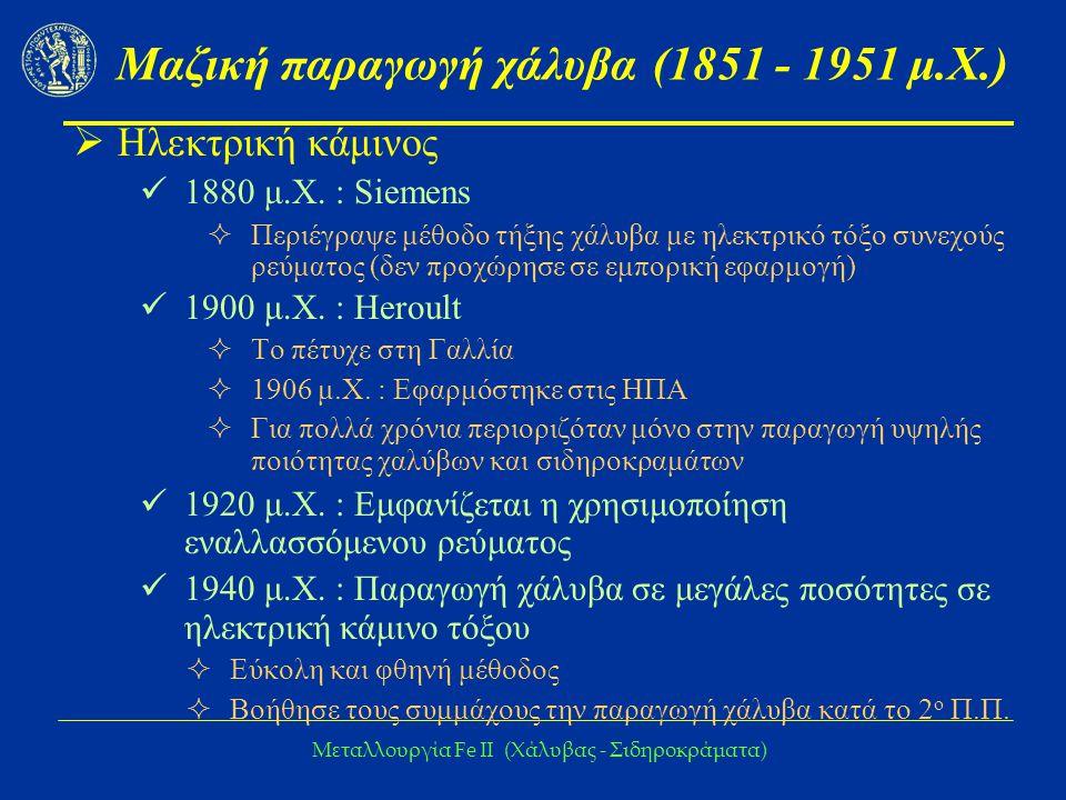  Ηλεκτρική κάμινος 1880 μ.Χ.