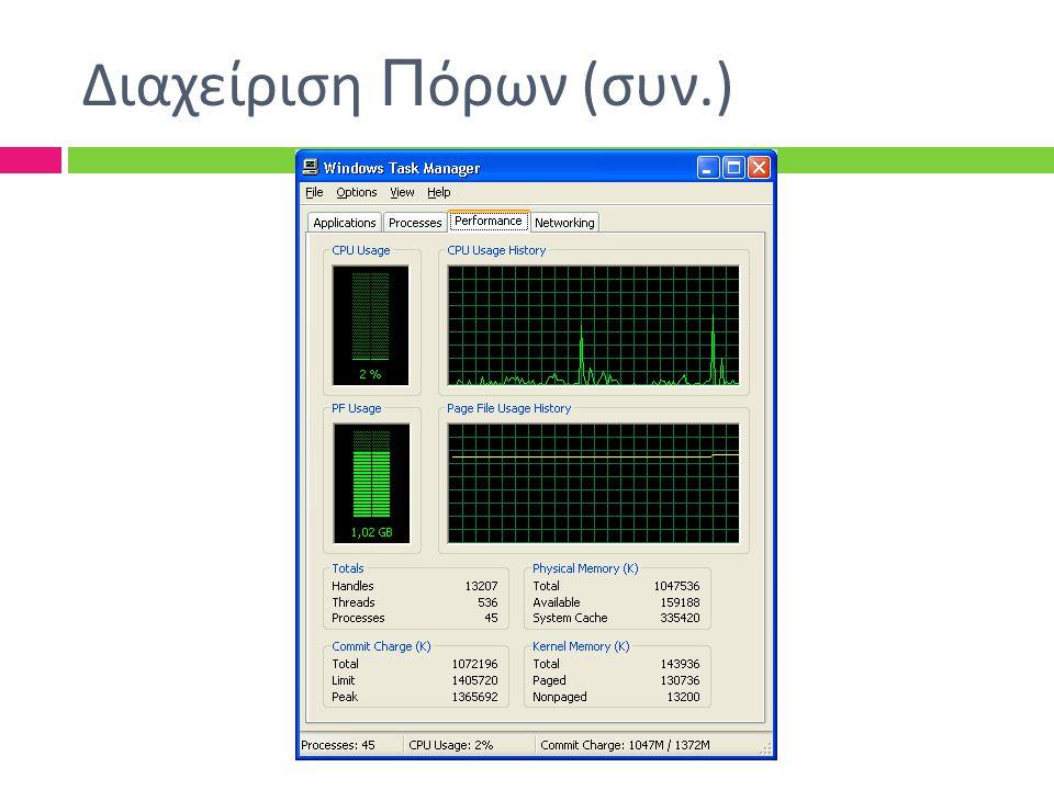 4.2.1 Σταθμοί στην εξέλιξη των λειτουργικών συστημάτων Ελληνογαλλική Σχολή Καλαμαρί - Τίκβα Χριστίνα  Ομαδική επεξεργασία  Πολυπρογραμματισμός  Καταμερισμός χρόνου  Κατανεμημένη επεξεργασία