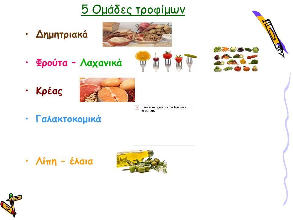 Δημητριακά ψωμί, ρύζι, πατάτες, μακαρόνια, δημητριακά πρωινού, βρώμη, κράκερ, κριτσίνια κ.α Γιατί πρέπει να τα τρώμε.