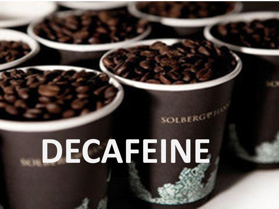 DECAFEINE