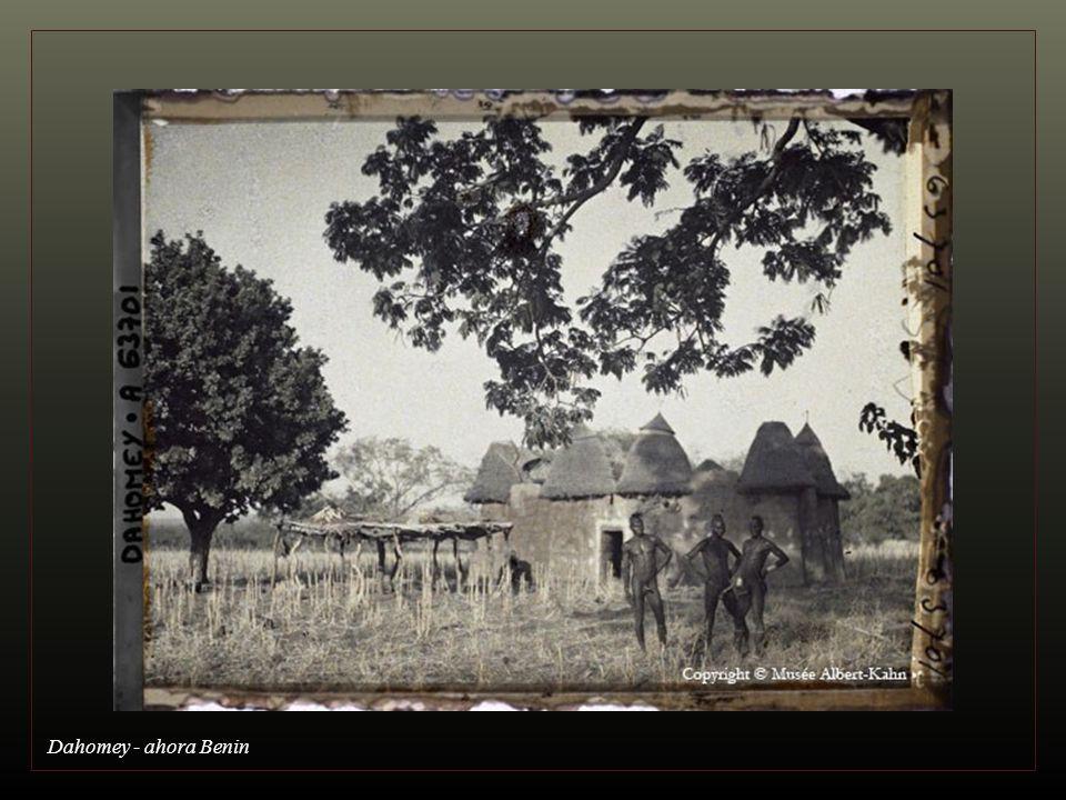 Dahomey - ahora Benin