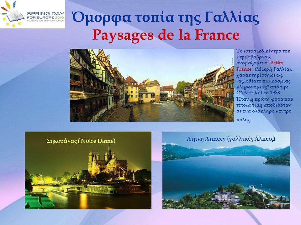 Η γλώσσα- la langue Η Γαλλική γλώσσα είναι η τρίτη από τις Ρομανικές γλώσσες από άποψη αριθμού ομιλητών ως μητρική γλώσσα, μετά την Ισπανική και την Πορτογαλική γλώσσα, αλλά η μόνη με δυναμική παρουσία και στις πέντε ηπείρους.