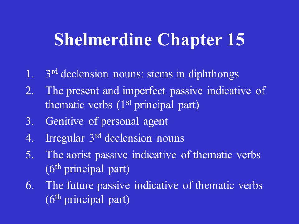 Shelmerdine Chapter 15 4.