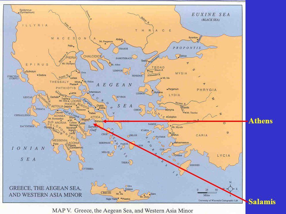 Salamis Athens