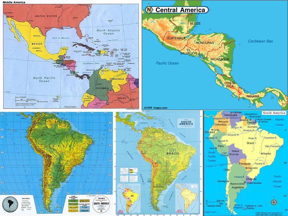 Section 1: Landforms & Resources