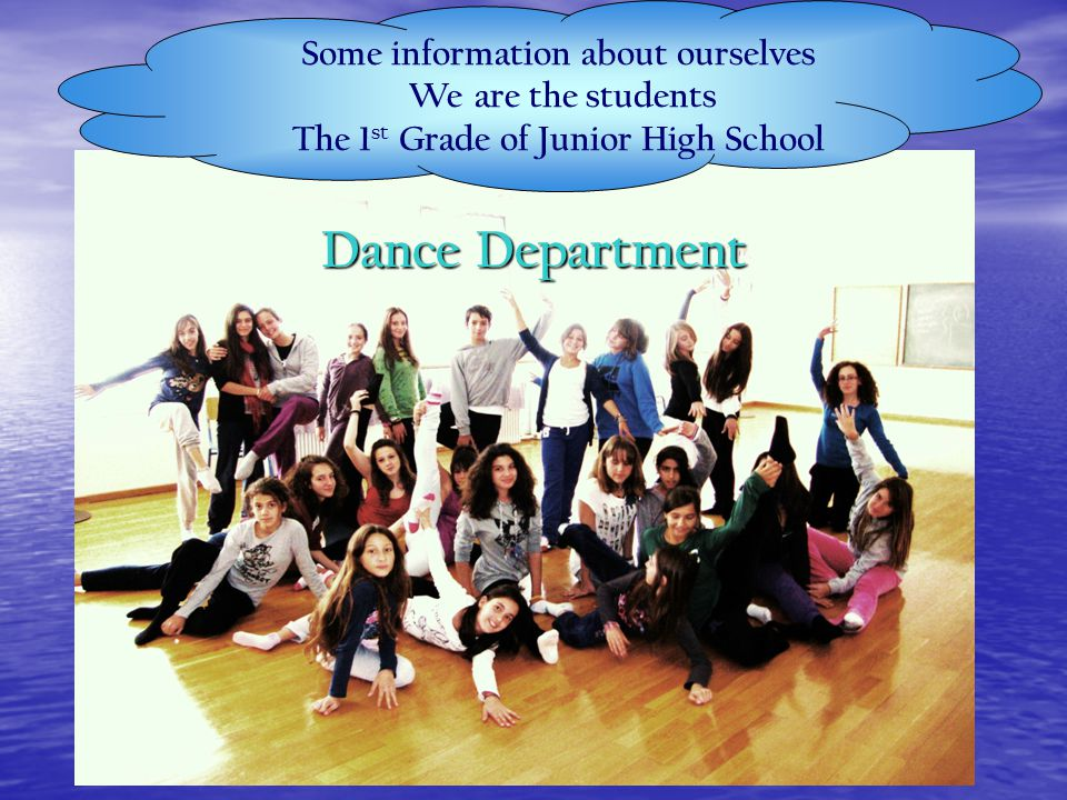 Apart from regular classes Students take special courses in Classical, Modern and Traditional Dancing