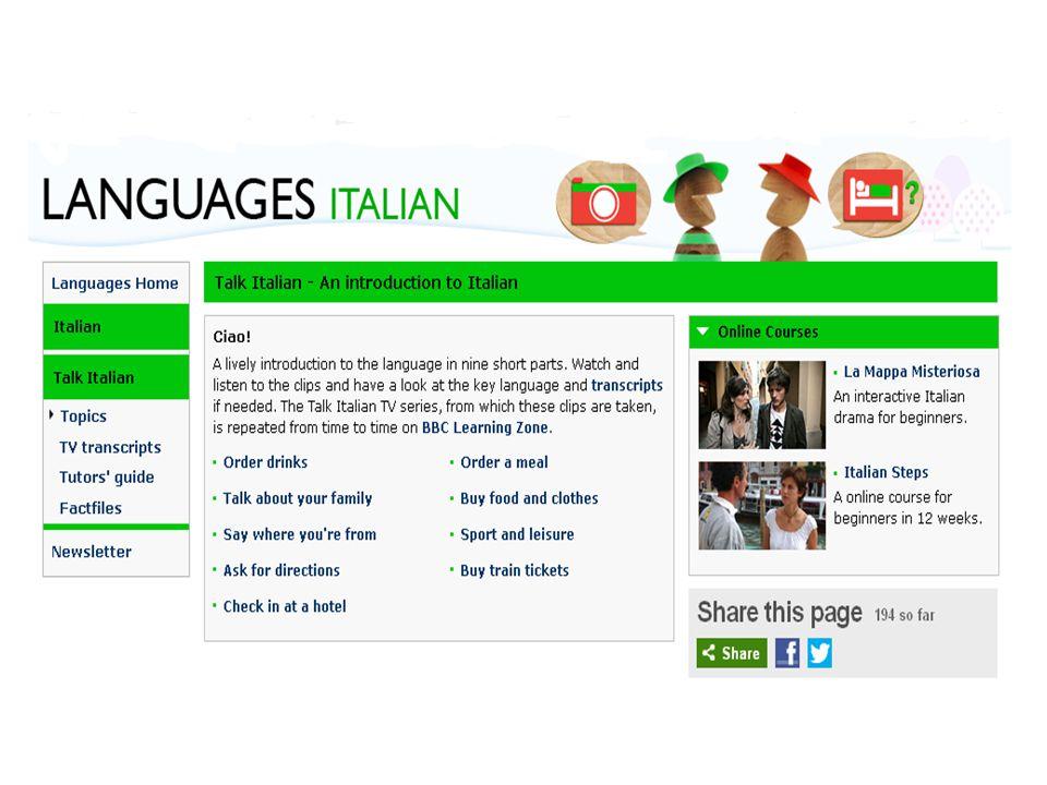 Στα πλαίσια του σχολικού Project επιλέξαμε την ιταλική γλώσσα καθώς μας ενθουσίασε ο πολιτισμός και η ξεχωριστή κουλτούρα της Ιταλίας. Παρόλο που ο χρ