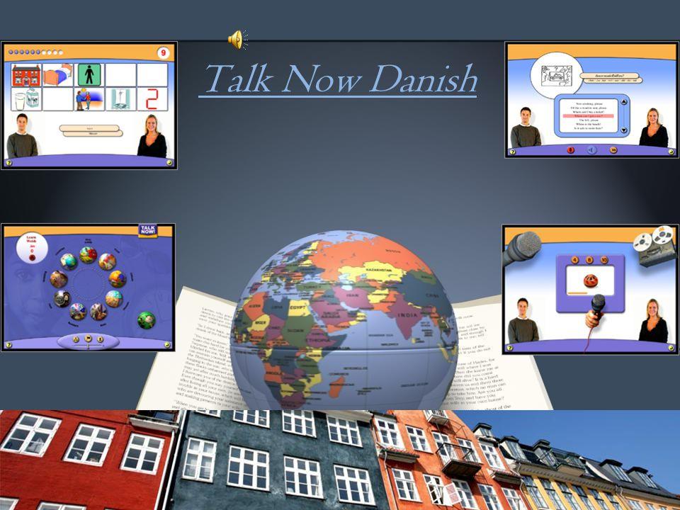 Talk Now Danish