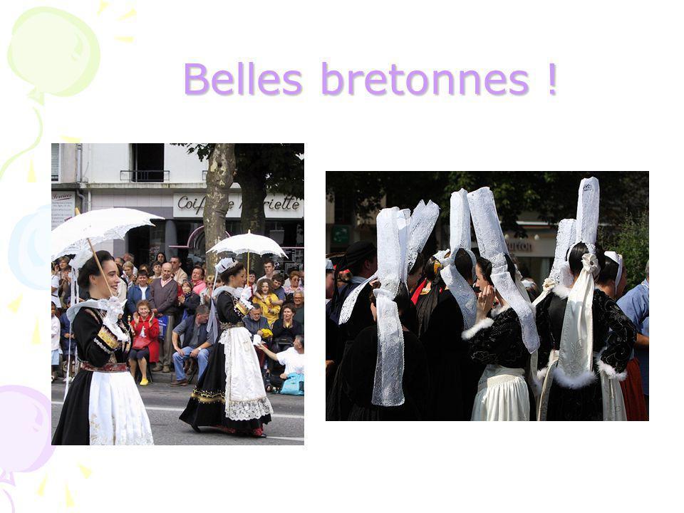 Belles bretonnes ! Belles bretonnes !