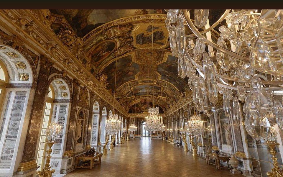 - Σάλα για το παιχνίδι της «παλάμης» (;) Salle du jeu de paume - Σάλα για το παιχνίδι της «παλάμης» (;)